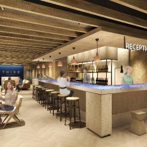 石垣島にライフスタイルホテル「THIRD」が開業