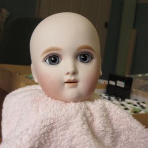 ベベタビトのエデンべべ EDEN BEBE 白雪ちゃんの誕生