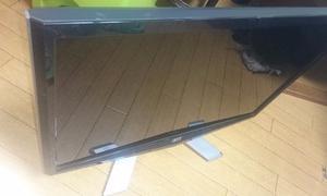 Acer 22インチ液晶モニタもう使えません。いや、使わないのです。