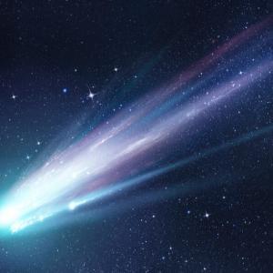謎の彗星が近づいている