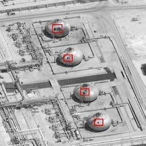 サウジアラビアの防空システムに欠陥