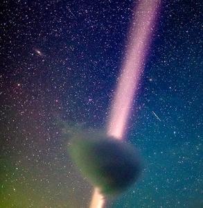 謎の発光現象「スティーブ」