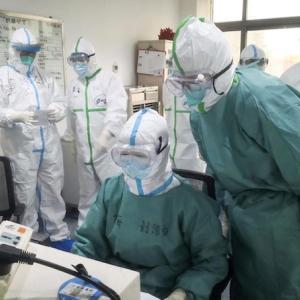 武漢肺炎の感染拡大