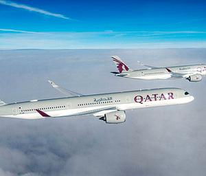 カタール航空が増便?