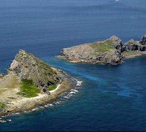 尖閣諸島の領有権