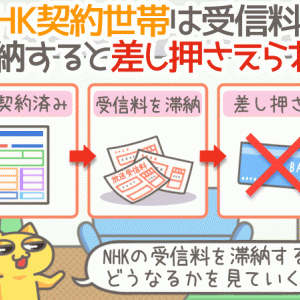 NHKが恐れるイラネッチケー