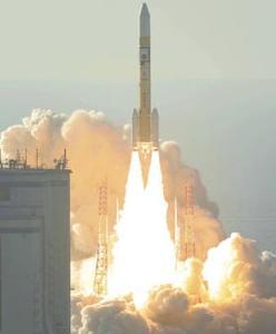打ち上げに成功したUAEの火星探査機