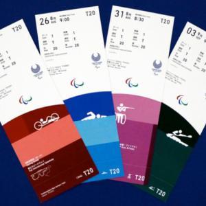 東京オリンピック観戦チケットの払い戻し