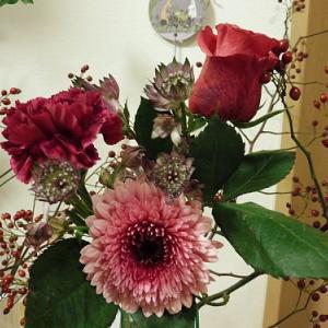 ピンク系お花 ~可愛くて良かったです~