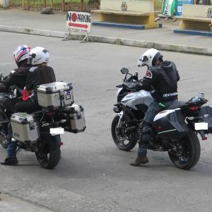 バイクツーリズムを振興へ(マニラ新聞)