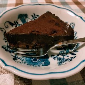 簡単!!生チョコケーキ♡
