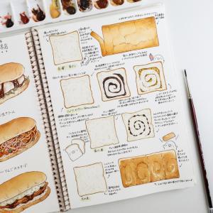 食パン専門店の記録~♪