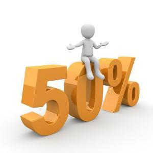 なんでスロットって50%でも余裕で10回くらい外れるわけ?