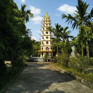 定年でもベトナム。ハノイで始める、お仕事日記 55 - フンイェンへ里帰り④ ちょっとお散歩(2019年9月21日/21日め)