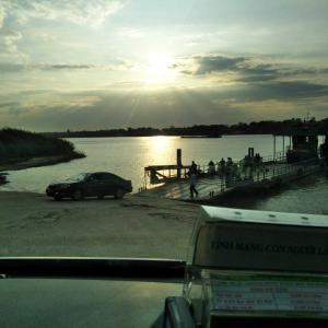 定年でもベトナム。ハノイで始める、お仕事日記 56 - フンイェンへ里帰り⑤ なつかしい町(2019年9月21日/21日め)