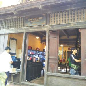 定年でもベトナム。ハノイで始める、お仕事日記 87 - 旧家保存館「マー・マイ87番の家」①(2019年10月5日/35日め)
