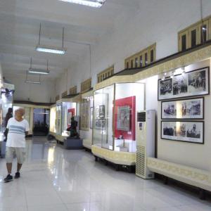 定年でもベトナム。ハノイで始める、お仕事日記 108 - 国立歴史博物館(旧革命博物館)②(2019年10月12日/42日め)