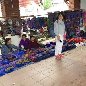 定年でもベトナム。ハノイで始める、お仕事日記 151 - お土産物市場③(2019年10月20日/50日め)