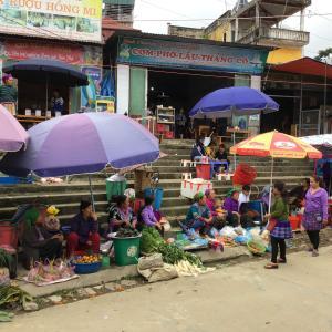定年でもベトナム。ハノイで始める、お仕事日記 152 - バックハーで昼食(2019年10月20日/50日め)