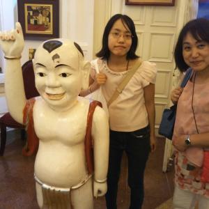 定年でもベトナム。ハノイで始める、お仕事日記 170 - コンカフェ/スーパー/水上人形劇(2019年10月21日/51日め)