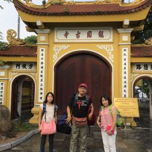 定年でもベトナム。ハノイで始める、お仕事日記 172 - 一泊五日の弾丸ツアー(2019年10月21日/51日め)