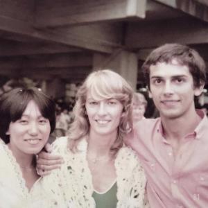 コロナ同窓会(1980年7月、1981年2月、そして2020年6月)/ 我が家のてきとうキッシュパイ