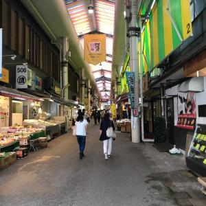 コロナでも金沢。3人で歩いた、3泊4日のおトク旅 5 - 近江町市場・刺身屋(2020年7月25日/2日め)