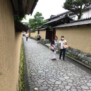 コロナでも金沢。3人で歩いた、3泊4日のおトク旅 6 - 近江町市場・刺身屋(2020年7月25日/2日め)