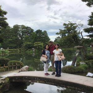 コロナでも金沢。3人で歩いた、3泊4日のおトク旅 7 - 兼六園(2020年7月25日/2日め)