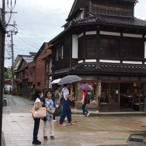 コロナでも金沢。3人で歩いた、3泊4日のおトク旅 11 - きんつばとのどぐろ浜焼き(2020年7月25日/2日め)