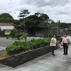 コロナでも金沢。3人で歩いた、3泊4日のおトク旅 17 - 加賀橋立 北前船主集落(2020年7月26 日/3日め)