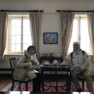 コロナでもウポポイ。登別から函館を訪ねる北海道 4泊5日のおトク旅 28 - 旧イギリス領事館(開港記念館)(2020年11月30日/4日め)