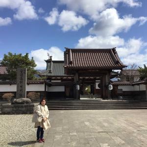 コロナでも福島。満開の桜の下、城を仰ぐ 10 - 会津若松・日新館の桜(2021年4月10日/2日め)