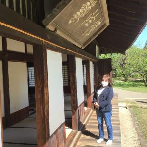 コロナでも茨城。ネモフィラの丘と弘道館を訪ねて 6 - 学校御殿(2021年4月23日)