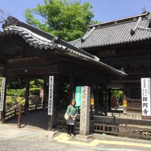 コロナでも足利。織姫神社と足利学校を訪ねて 6 - 鑁阿寺(山門から鐘楼、本堂へ)(2021年4月30日)