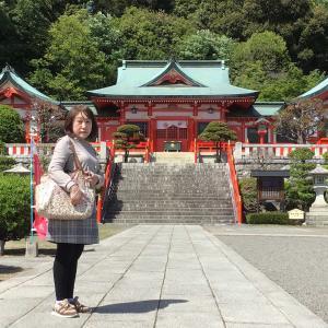 コロナでも足利。織姫神社と足利学校を訪ねて 9 - 足利織姫神社(七色の鳥居)(2021年4月30日)