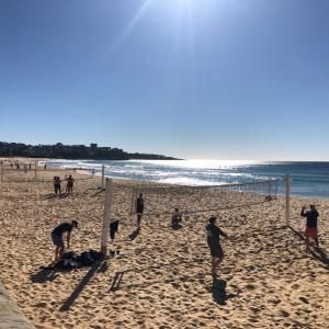 暖かなシドニーの冬