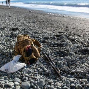 2020年〆の釣りは国府津海岸でショアジギング!