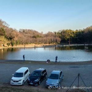 FISH ON! 王禅寺に初訪問!狙うは大物が潜むジロー池?!