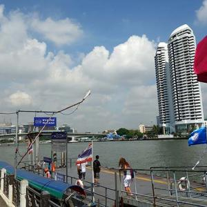 昨日からの体調不良が尾を引いている・・・タイ一高いビル「マハナコン」はあべのハルカスを凌ぎます