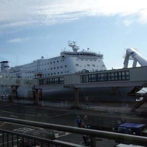 太平洋フェリー「いしかり」乗船記後編~仙台から名古屋へ再び優雅な旅路へ