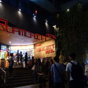 バンコクの出会い喫茶「テーメーカフェ」へ再び!今度こそお持ち帰りやっちゃうのか?