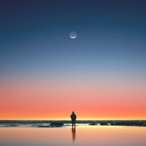 知識を教養に高める 射手座満月(半影月食)
