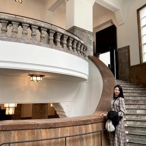 新旧デザインの絶妙な調和 京セラ美術館リニューアル