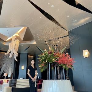 パーソナルカラーWinterさんが映える♪ ♡THE KAHALA HOTEL & RESORT 横浜♡