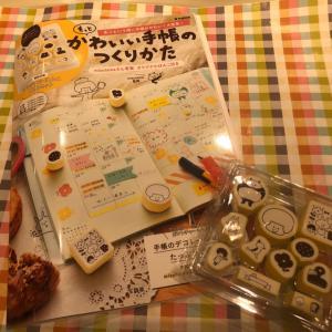 イラストレーター、mizutamaさんの手帳を可愛くするワークショップ