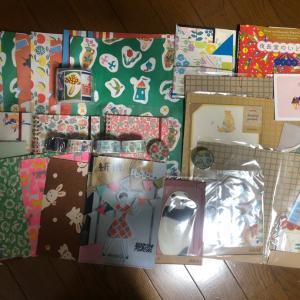 紙博in福岡の戦利品