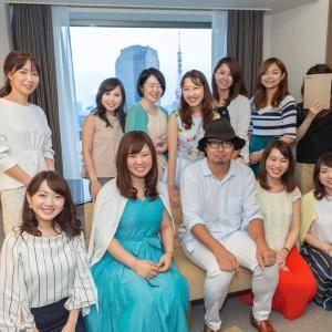 松浦ゆかさん未来設定講座 認定講師コース第1回レポ