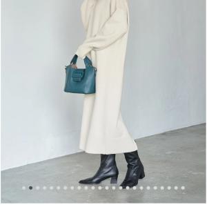 【メチャカリでレンタル中の服】レンタルなら思い切って白の服も試せます!
