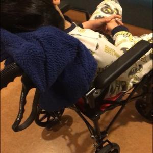 車椅子大活躍